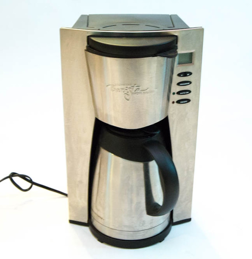 Coffee Maker Starbucks Uses : Starbucks Barista Aroma Grande Coffee Maker : EBTH