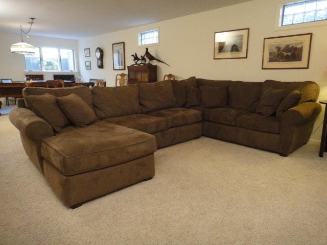 Alan White Sectional Sofa