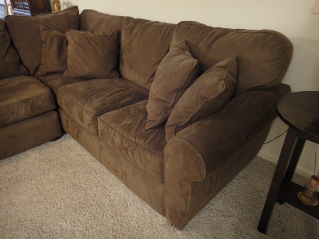 Sofa Alan White: Alan White Sectional Sofa
