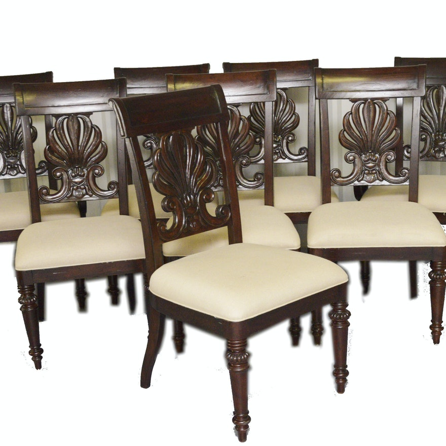 Tommy Bahama Dining Room Furniture: Eight Tommy Bahama Dining Chairs By Lexington Furniture