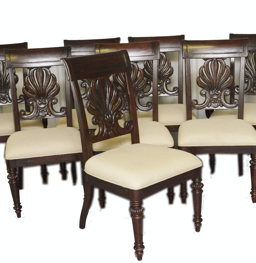 Tommy Bahama Dining Room Furniture: Eight Tommy Bahama Dining Chairs By Lexington Furniture : EBTH