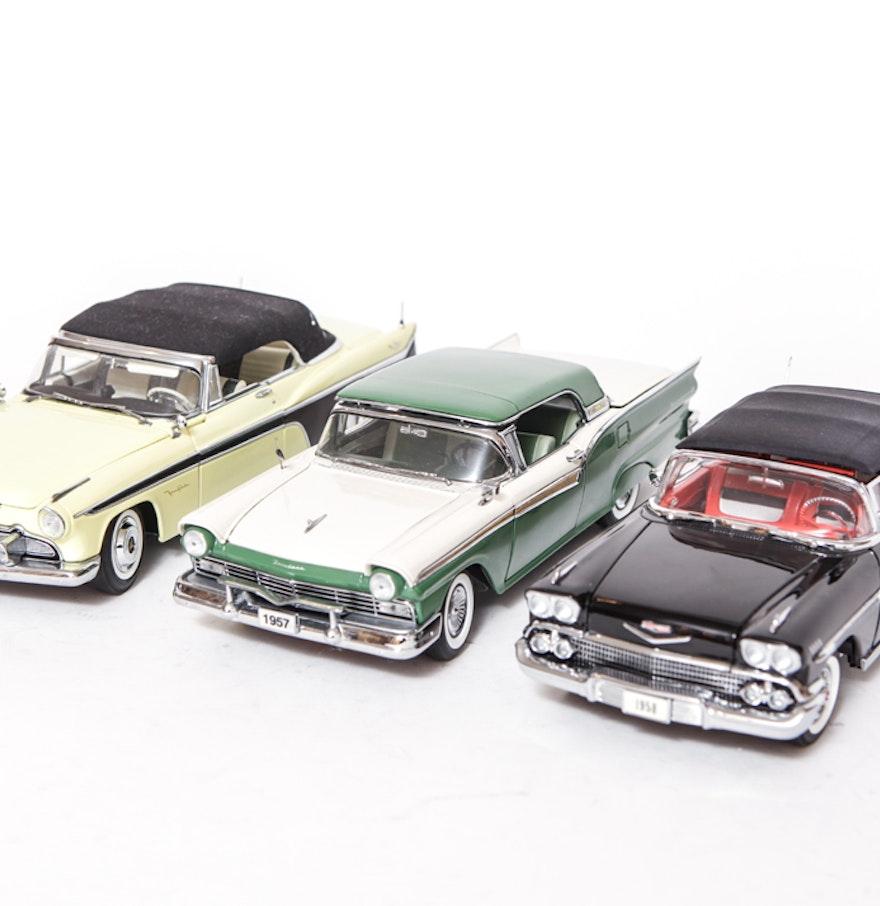 Danbury Mint Car Collection For Sale