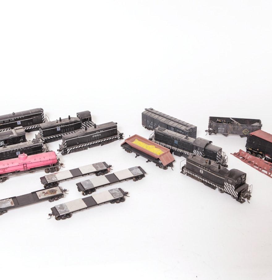 Vintage Model Train 13