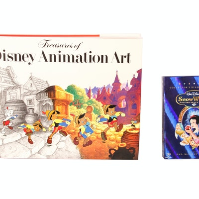 Pair of Disney Collector's Items