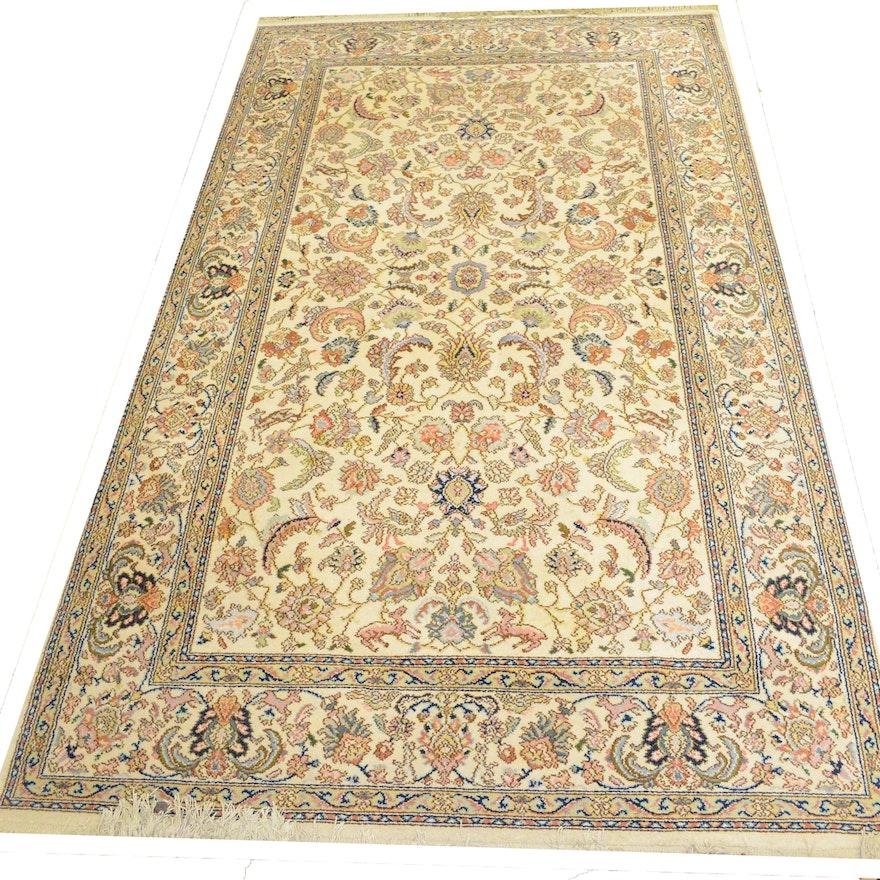 Persian Style Wool Area Rug Ebth: Karastan American Made Persian Style Area Rug : EBTH