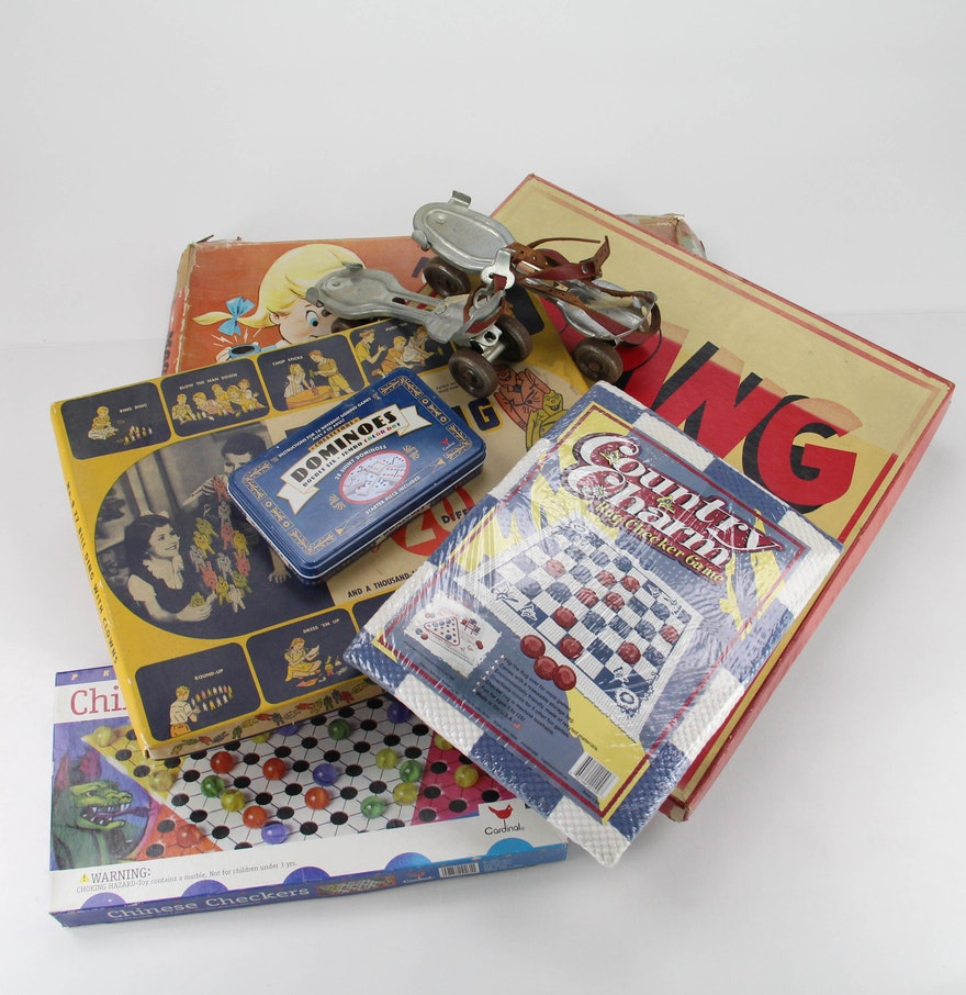 Vintage Toys And Games : Vintage toys and games ebth