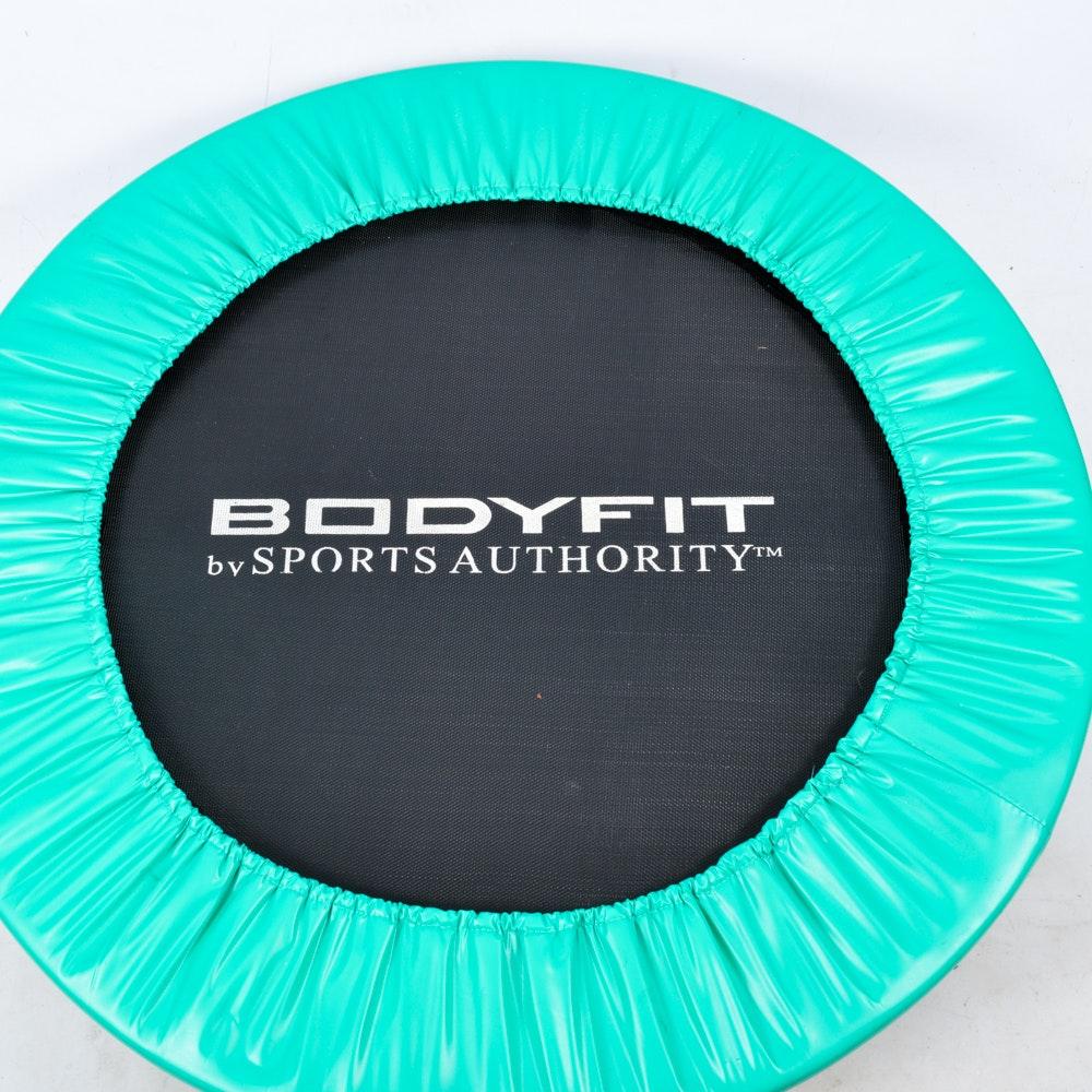 Bodyfit by Sports Authority Mini Trampoline : EBTH