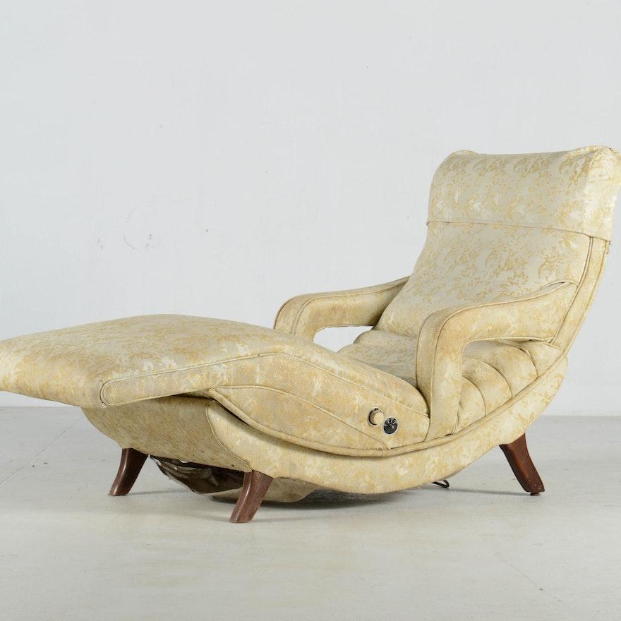 vintage contour massage chaise lounge - Chaise Vintage