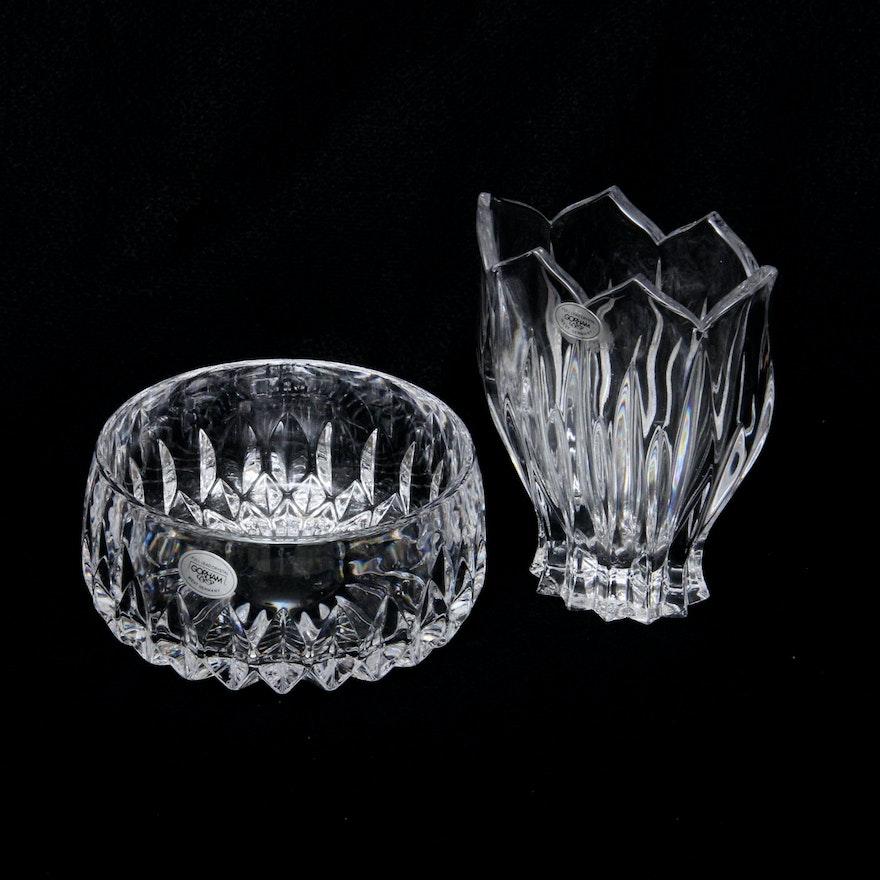 Vintage Gorham Crystal Pairing