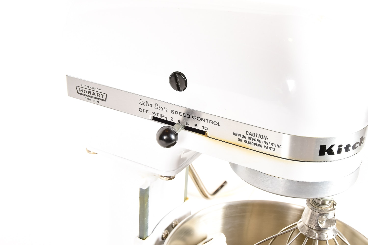 Kitchenaid Stand Mixer With Attachments Ebth