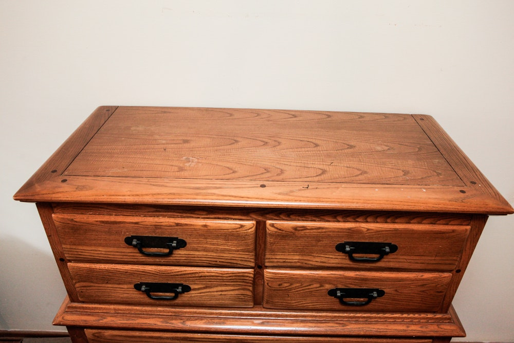 Mission Style Link Taylor Quot Countryside Quot Chest Of Drawers