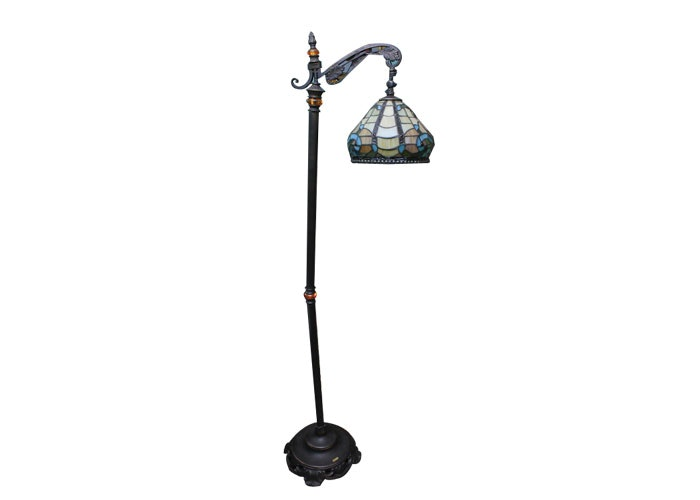 Antiques Roadshow Collection By Dale Tiffany Floor Lamp ...