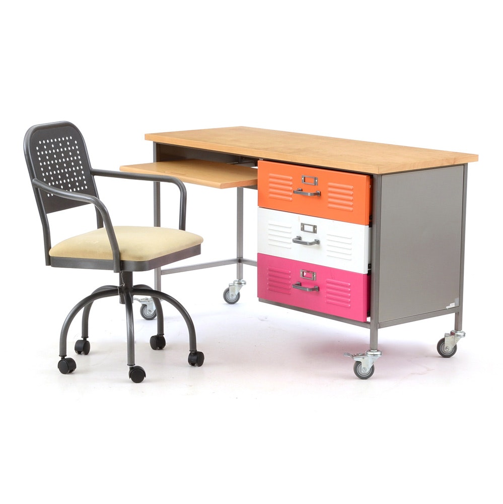 Vintage Desks Antique Desks And Used Desks Auction In