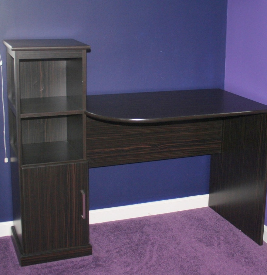 whalen furniture contoured desk ebth