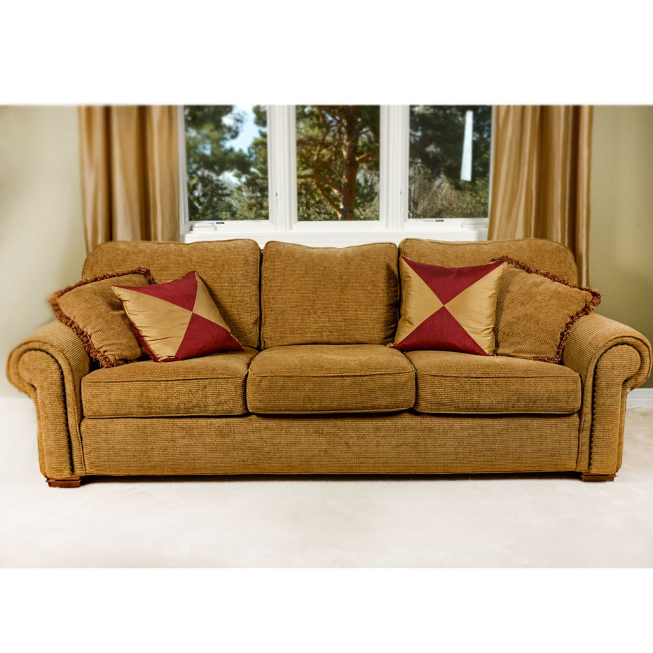 Best of Huntington House Sofa with Chenille Fabric Photos - Minimalist Huntington House sofa Simple Elegant