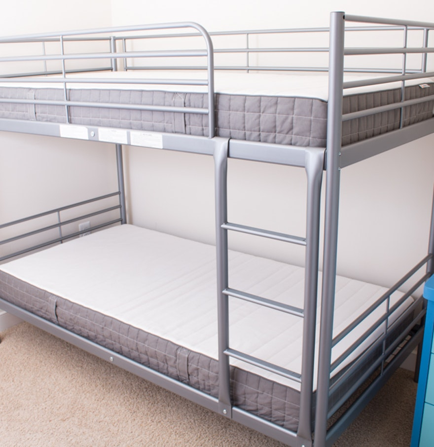 Ikea Tromso Bunk Bed Ebth