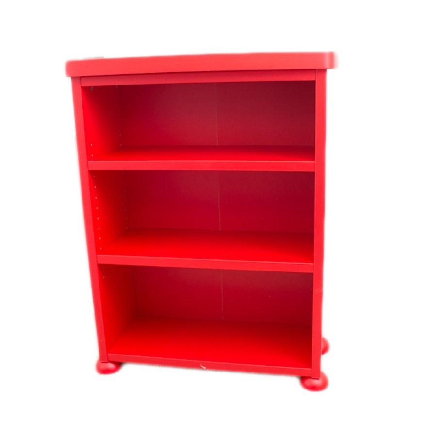 Ikea Mammut Children's Red Bookcase : EBTH