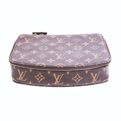 Louis Vuitton Monte Carlo Jewelry Case