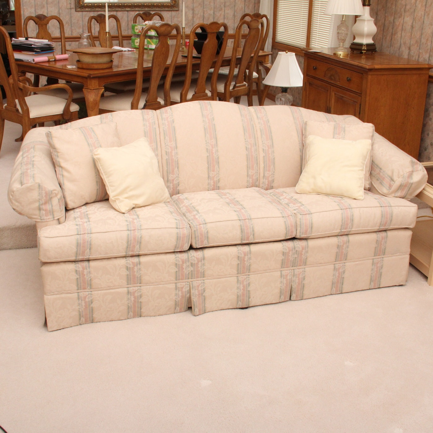 Emerald Craft Sofa Ebth