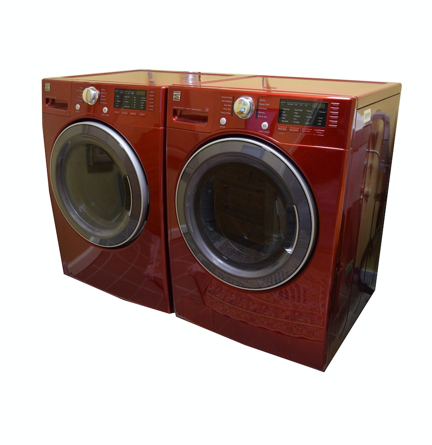 High Efficiency Washers And Dryers Kenmore High Efficiency Washer And Dryer Ebth