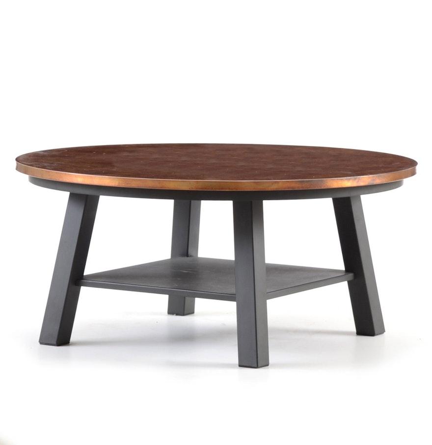 Ethan Allen Sherman Coffee Table