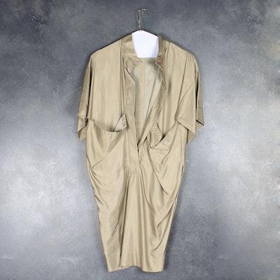 Satin Stella McCartney Shirtdress