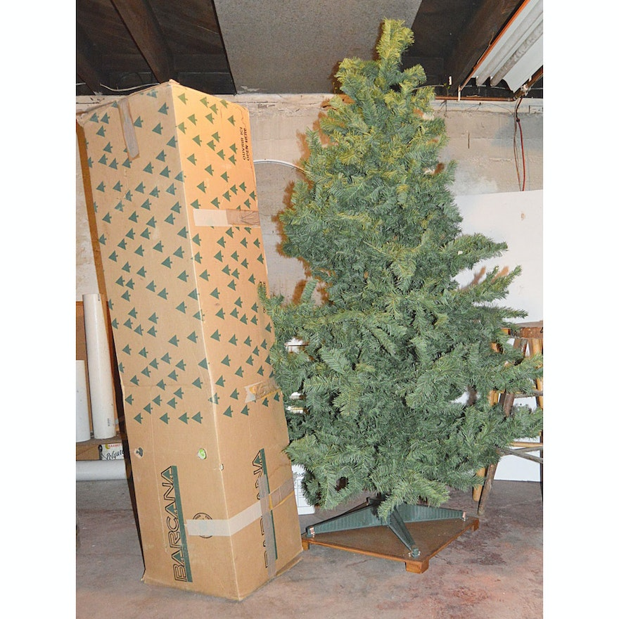 6 Alaskan Pine Christmas Tree With