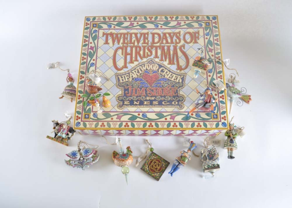 Best 28 12 Days Christmas Ornaments Set 12 days of