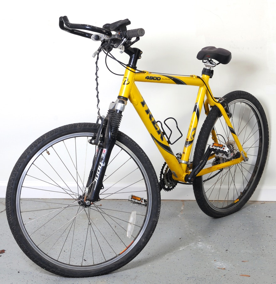 Trek 4900 For Sale - Alpha 4900 trek bike