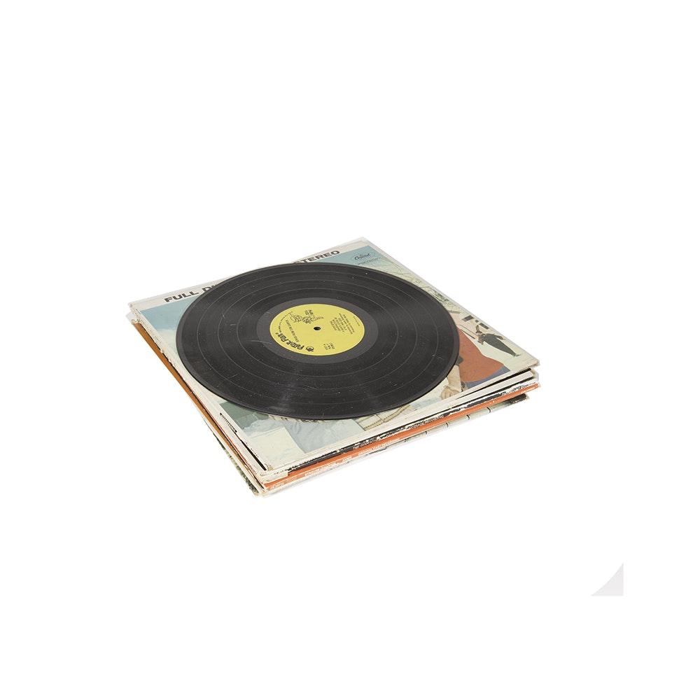 Group Of Soundtrack Vinyl Albums Ebth