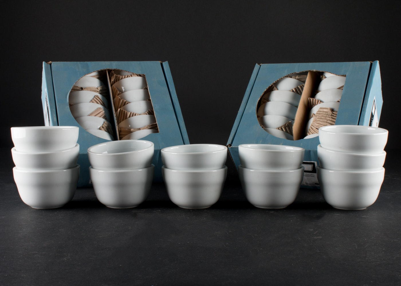 Generous Collection of Delco Ceramic Bowls ... & Generous Collection of Delco Ceramic Bowls : EBTH