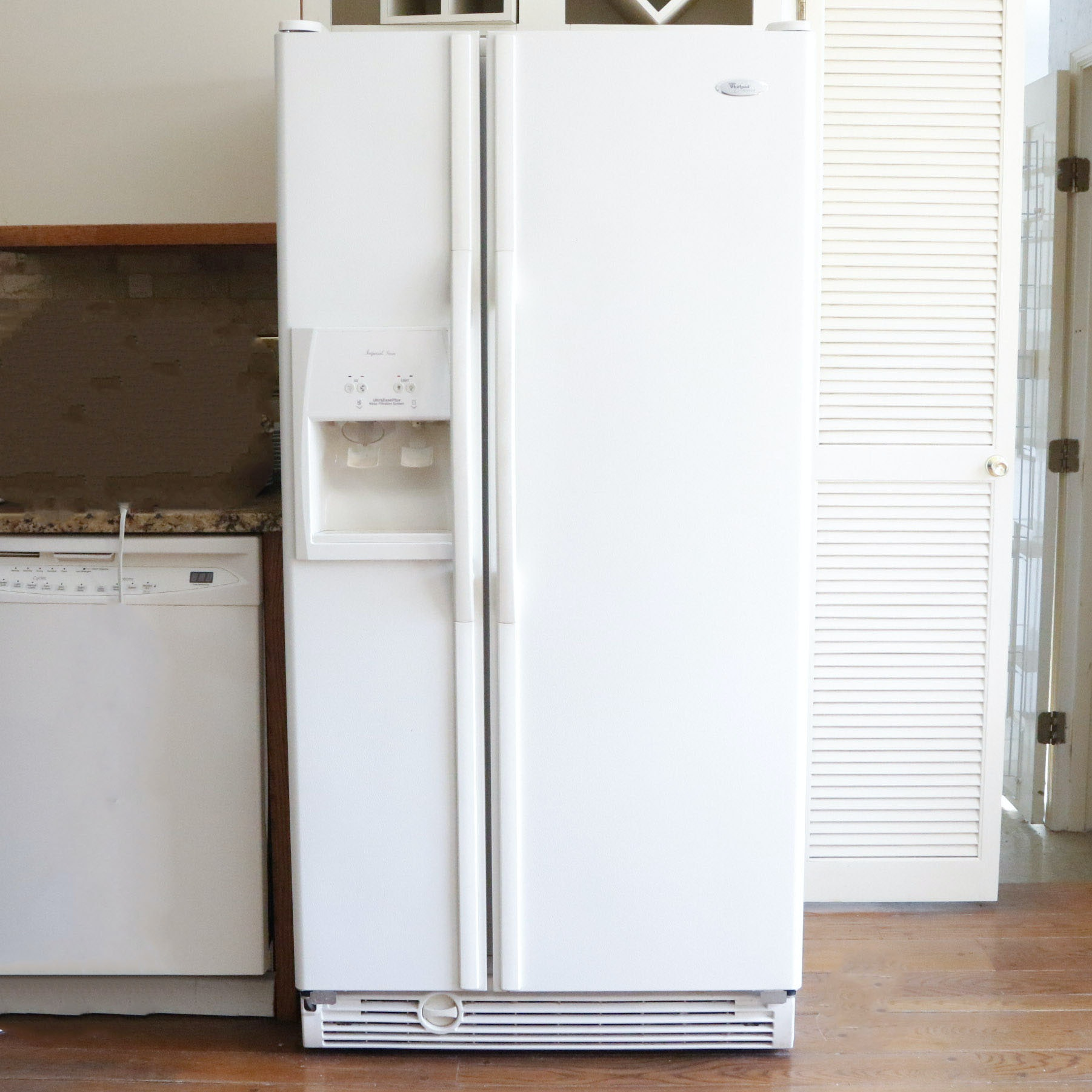 Whirlpool Gold Imperial Series Side By Side Refrigerator Ebth