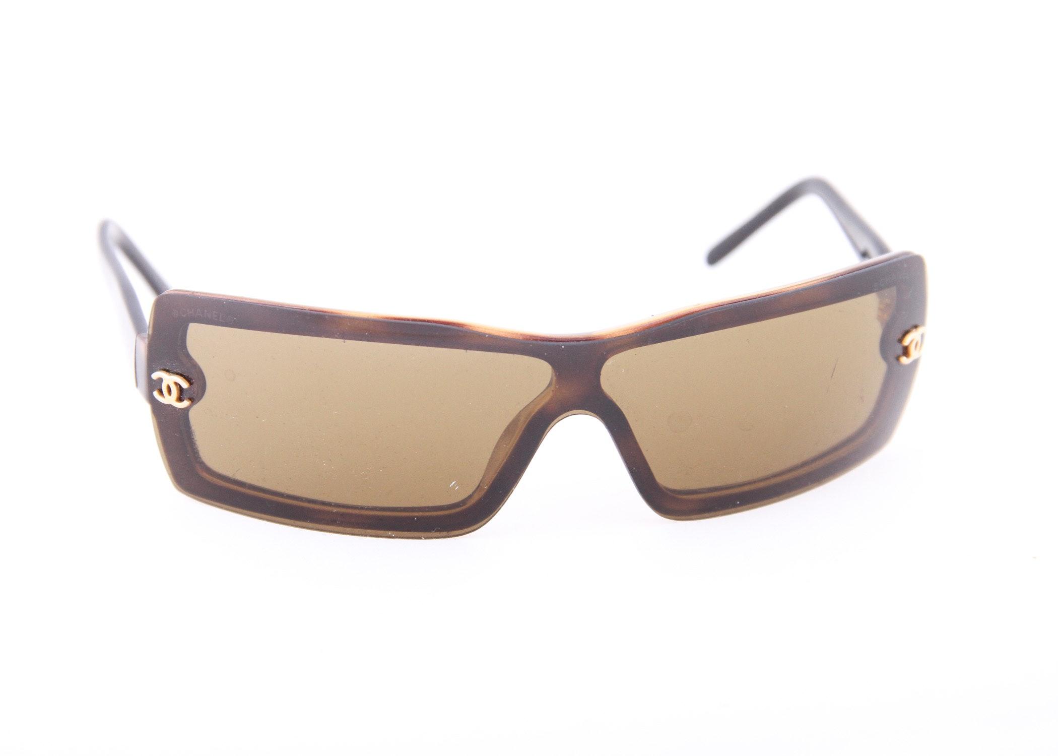 Pair of Chanel Sunglasses