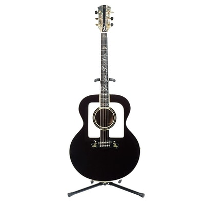Yamaha Guitar Custom-Made for Tanya Tucker in 1977
