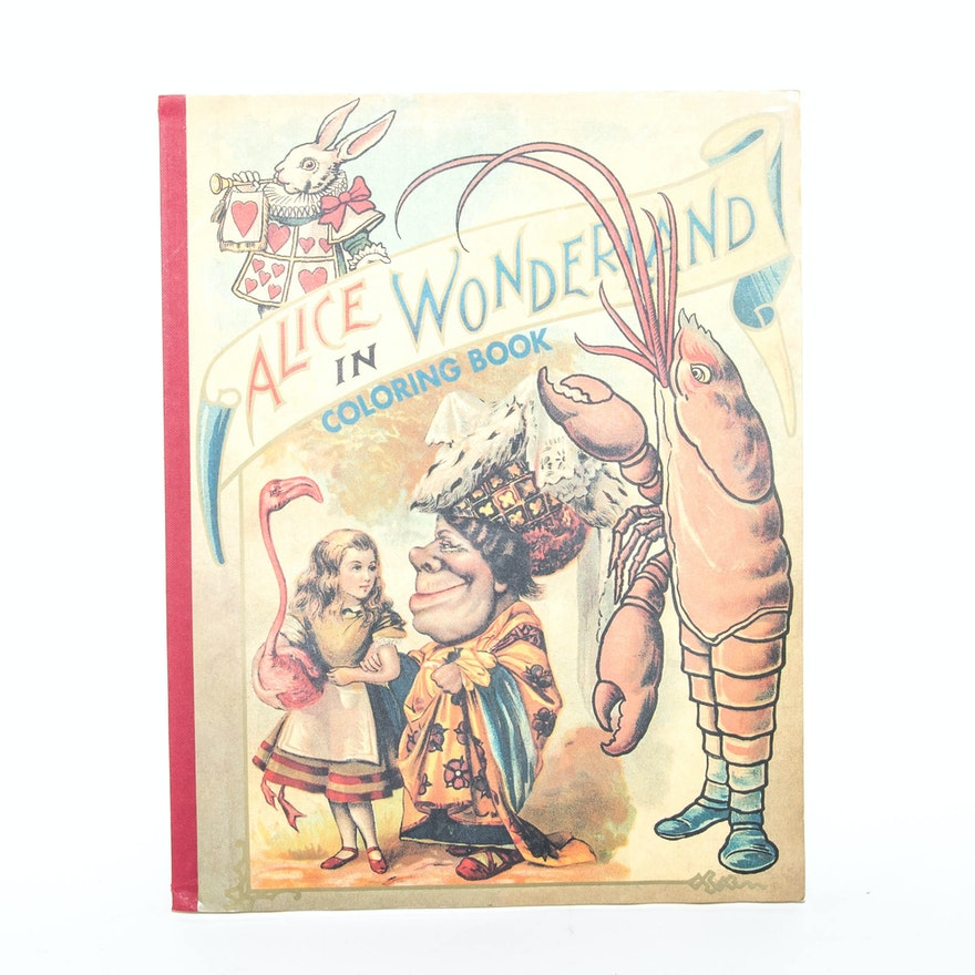 Alice in Wonderland\