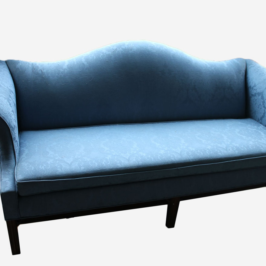 Pleasing Chippendale Sofa By Ethan Allen Machost Co Dining Chair Design Ideas Machostcouk