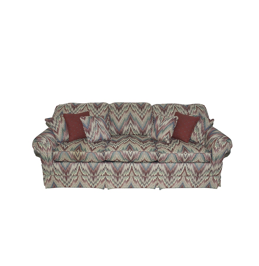 Clayton Marcus Sleep Sofa Ebth