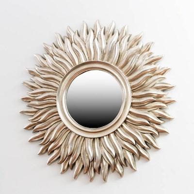 Sun Burst Wall Mirror