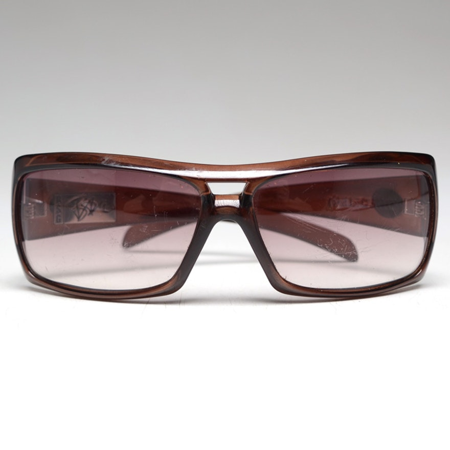 21108ba2d37 ... Pair of Electric Bam Margera Signature Sunglasses EBTH