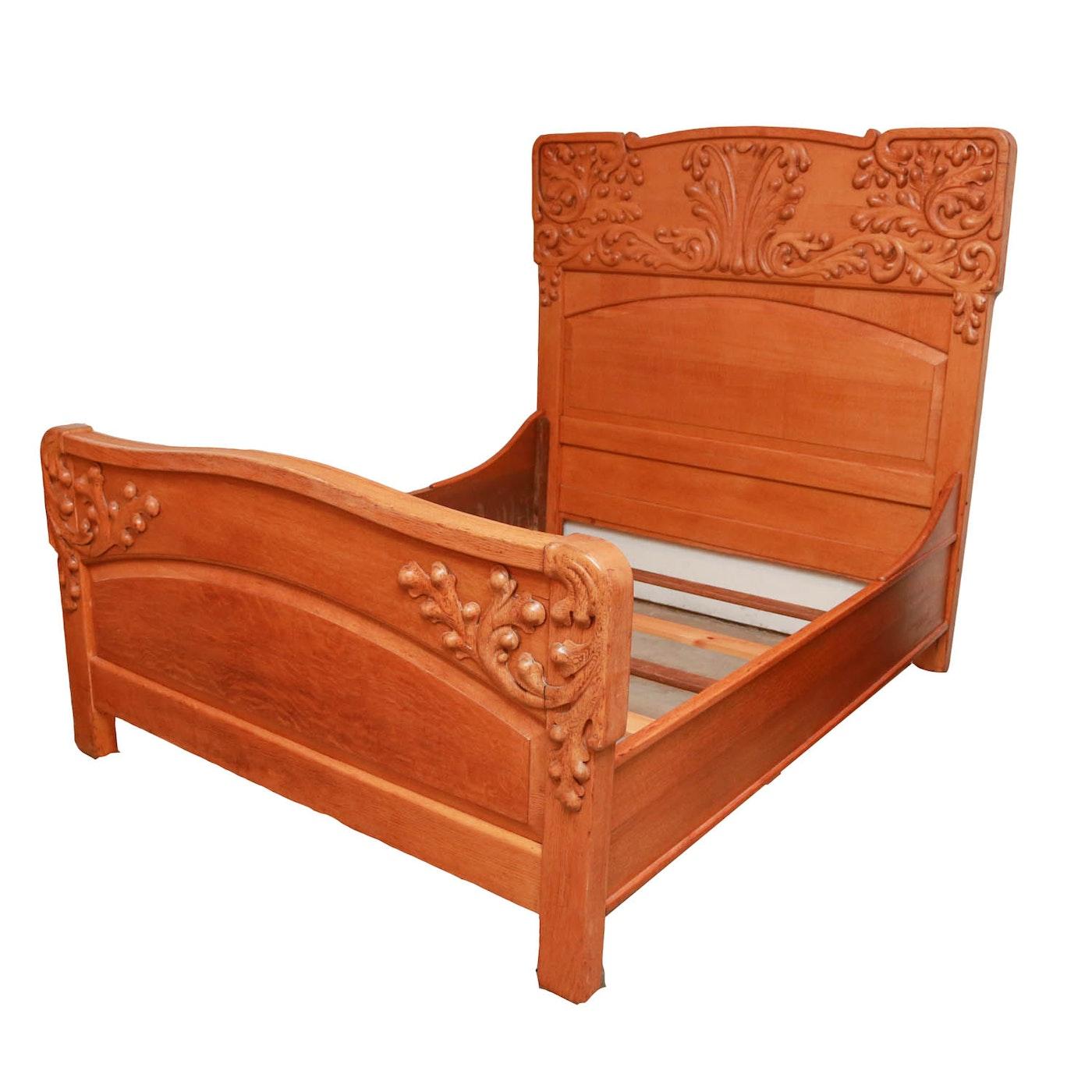Full Bed Side Rails Fit Queen Mattress