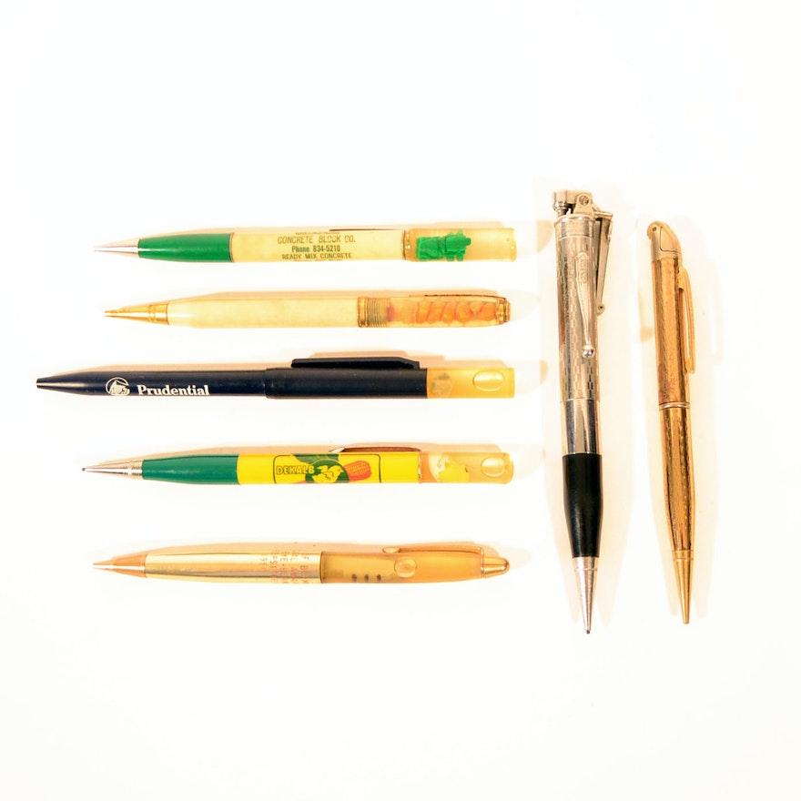 Assortment of Pen Lighters : EBTH
