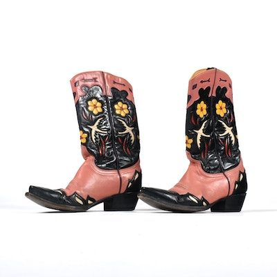 The Old Gringo Mexican Cowgirl Boots