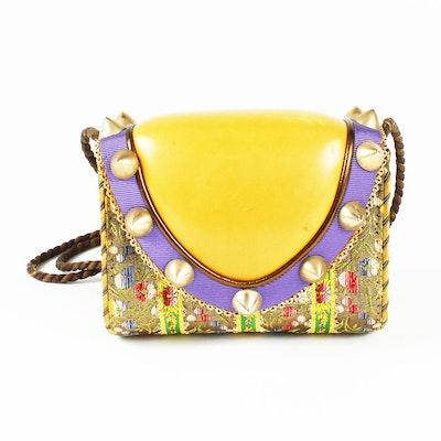 Helene Angeli Museum Quality French Couture Handbag