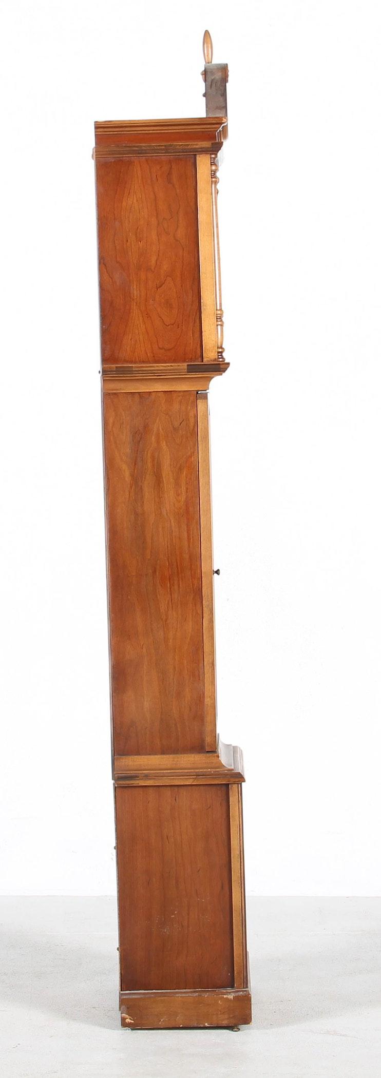 tempus fugit grandfather clock instructions