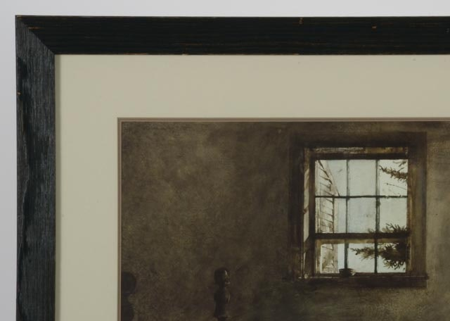Andrew Wyeth Offset Lithograph Quot Master Bedroom Quot Ebth