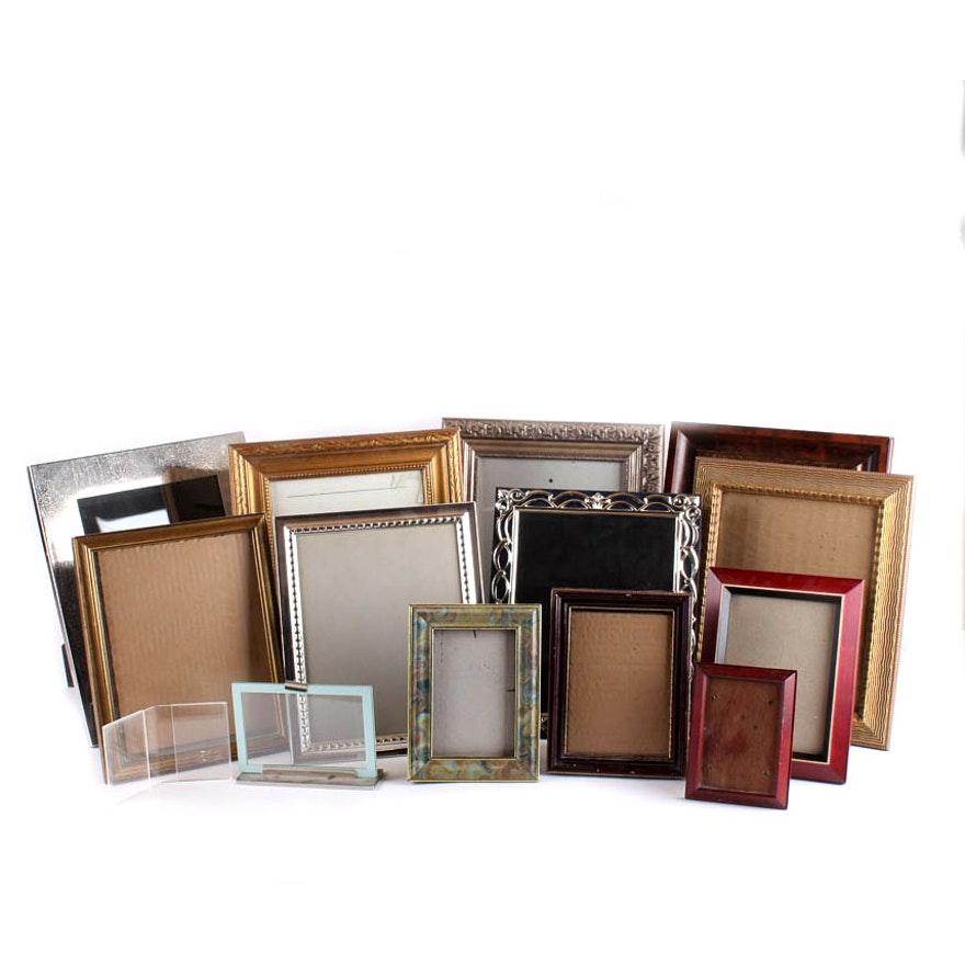 6d45691f779c Assortment of Picture Frames   EBTH