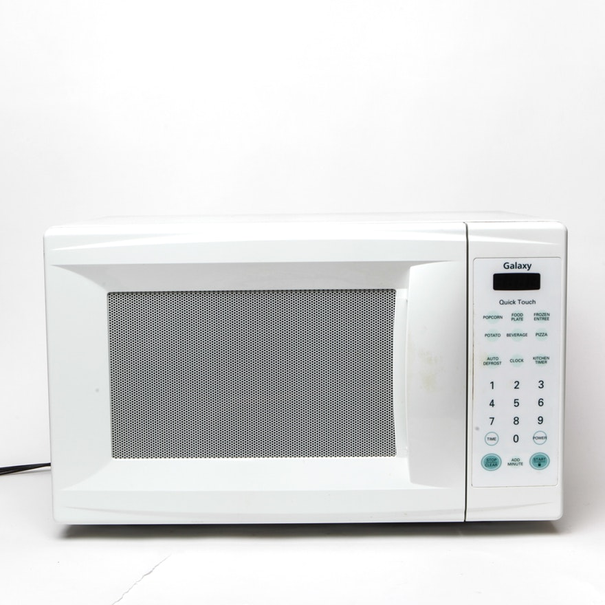 Sears Galaxy Microwave Oven