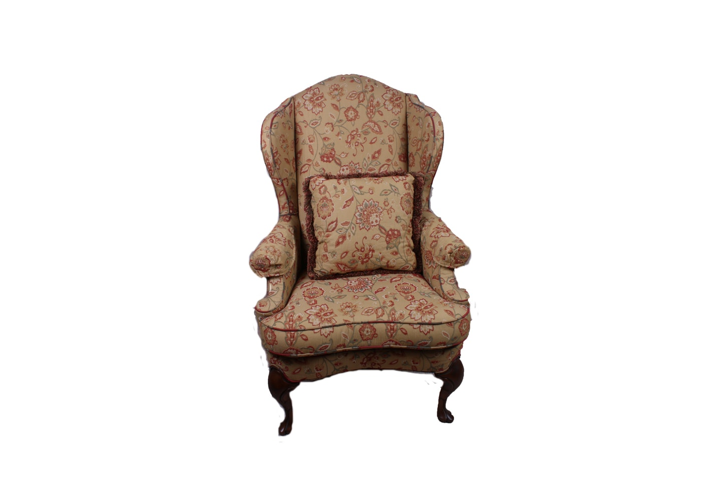 Queen Anne Chair History