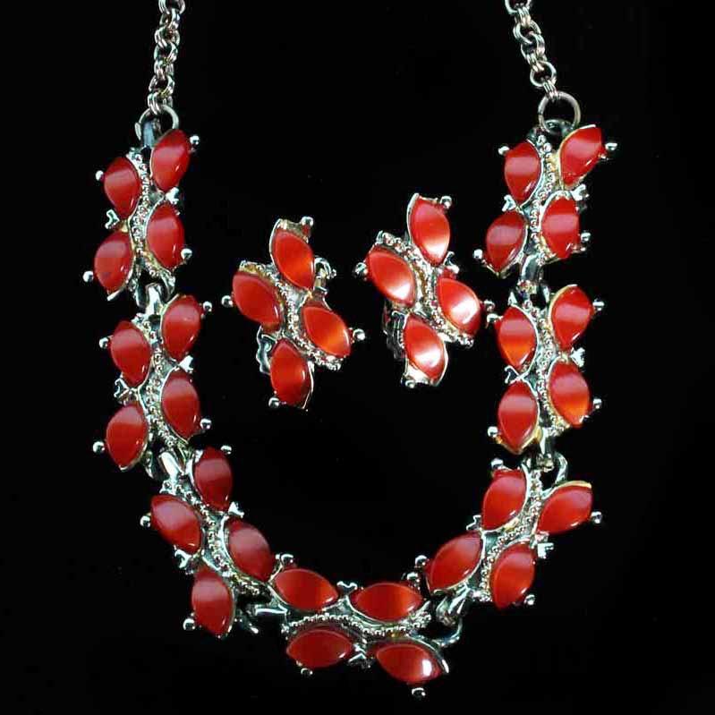 Southwest Auto Sales >> Vintage Necklace and Earring Set : EBTH