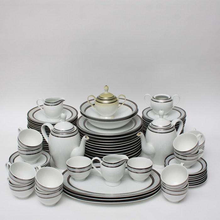 Gna Fine Porcelain Dishes Ebth